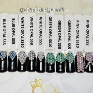 Opal Rhinestones