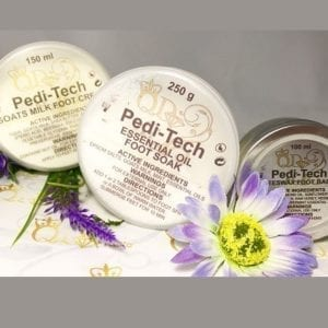 PediTech Beeswax essential_Oil Foot-Balm