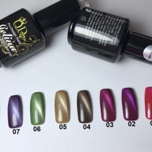 Gelina UV LED Chameleon/Cat Eye Gel Polish