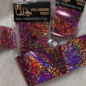15 QD Transfer Foil