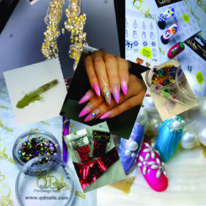 Nail art Bling Decor for Nails