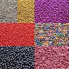 Caviar and Microbeads