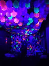 Gelina UV LED Glow In The Dark Gel Polish