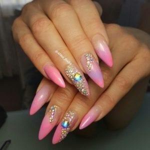 Nail art crystal K9