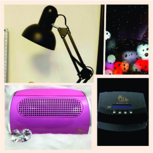 Lamps, UV LED Curing Lamps, Massager