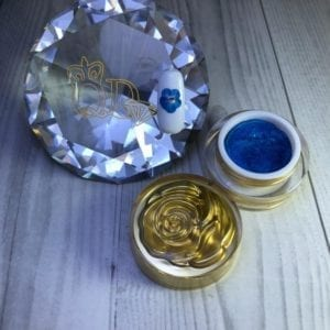 14 New Generation Sculpting Gel glitter blue