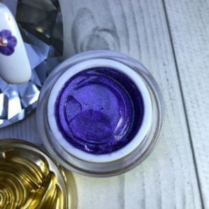 15 New Generation Sculpting Gel - glitter purple
