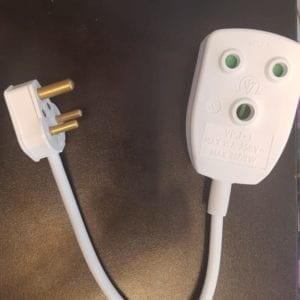 Inverter Plug Splitter.