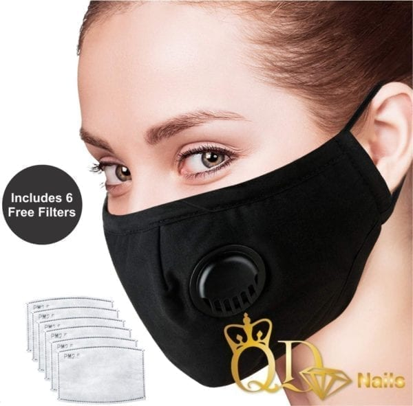 Anti Dust mask with disposable Filter