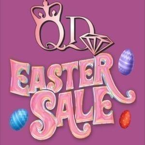 Easter sale original art colors