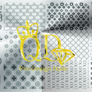 Stamping Plate Radost R3