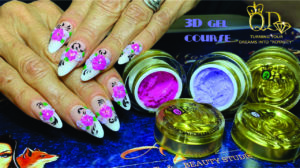 3D-Gel Nail Art Course