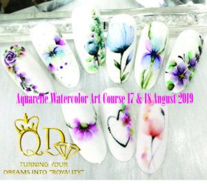 Aquarelle Watercolor Art Course