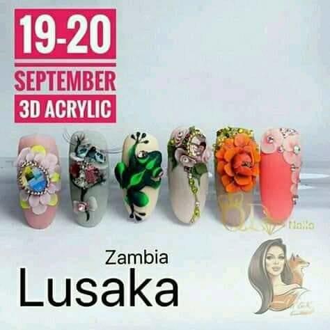 3D-Acrylic Lusaka Zambia