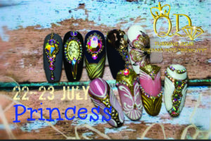 Princess Nail Art Course