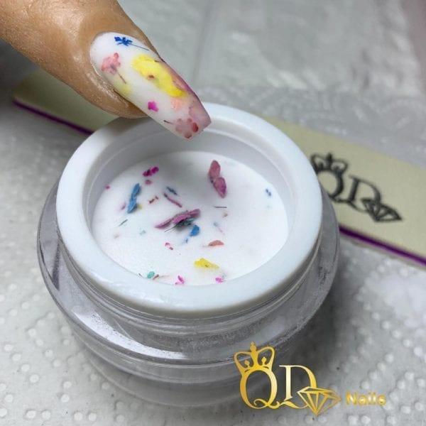 White Milk-Bath Acrylic Powder