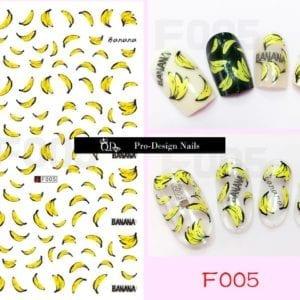 5 QD/F Series Stickers