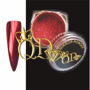 QD Red Mirror Powder