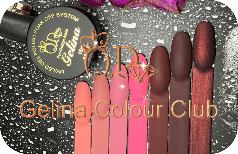 Gelina Colour Club