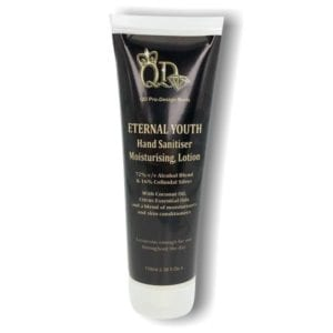 Eternal Youth Hand Sanitiser Cream 100ml