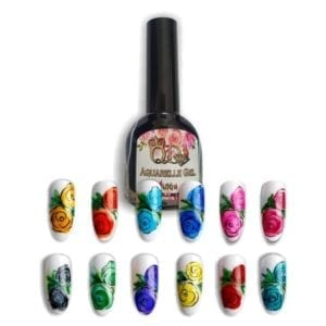 Aquarelle Gel all12 New Type