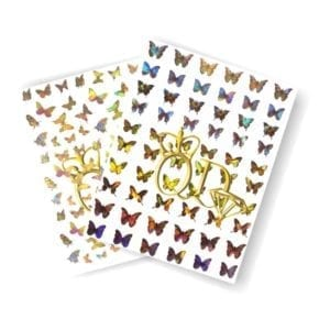 QD/B Series Stickers