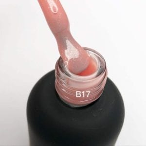 BB Cream Rubber Base Gel#17