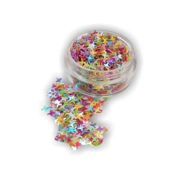 Probling sequins#2 mixed_colour stars
