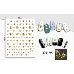 197ca QD/F Series Stickers