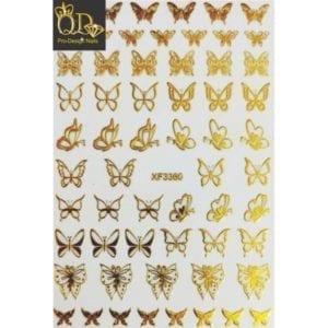 3360x/Gold QD/F Series Stickers