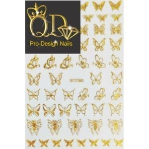 3360x/Lazer_Gold QD/F Series Stickers