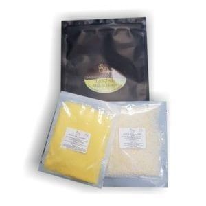PEDI-TECH Jelly_foot_spa and mineral_soak Milk_&_Honey