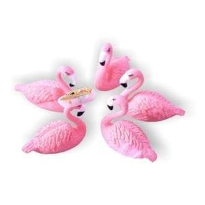 Pink Flamingo Nail Tip_Holder