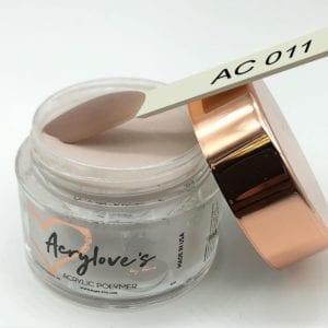 011Acryloves Acrylic Overlay Polymer_Powder