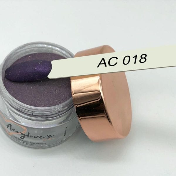 018Acryloves Acrylic Overlay Polymer_Powder