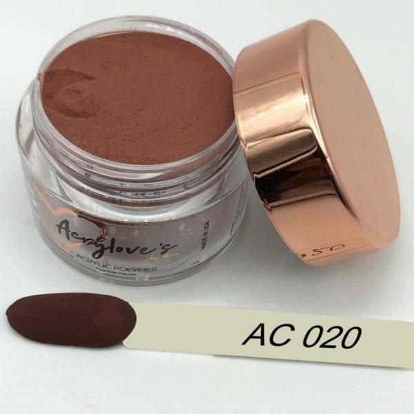 020Acryloves Acrylic Overlay Polymer_Powder