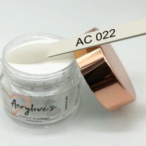 022Acryloves Acrylic Overlay Polymer_Powder